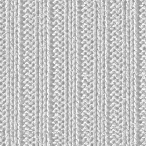 AO map of wool texture seamless
