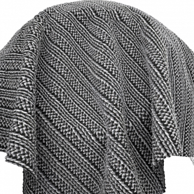 black and white wool pbr texture free