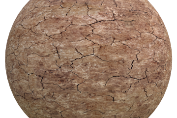 seamless cracked dirt texture