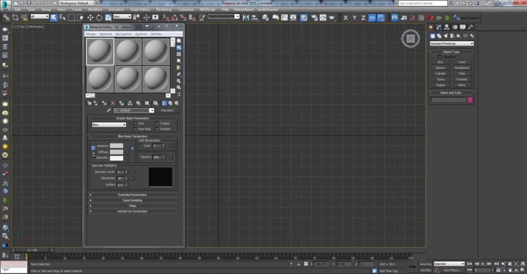 How To Apply Texture And Determine Size 3ds Max Blog Textures