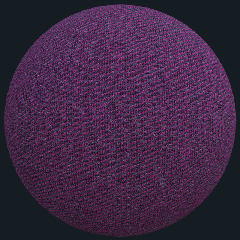 Purple Fabric 3