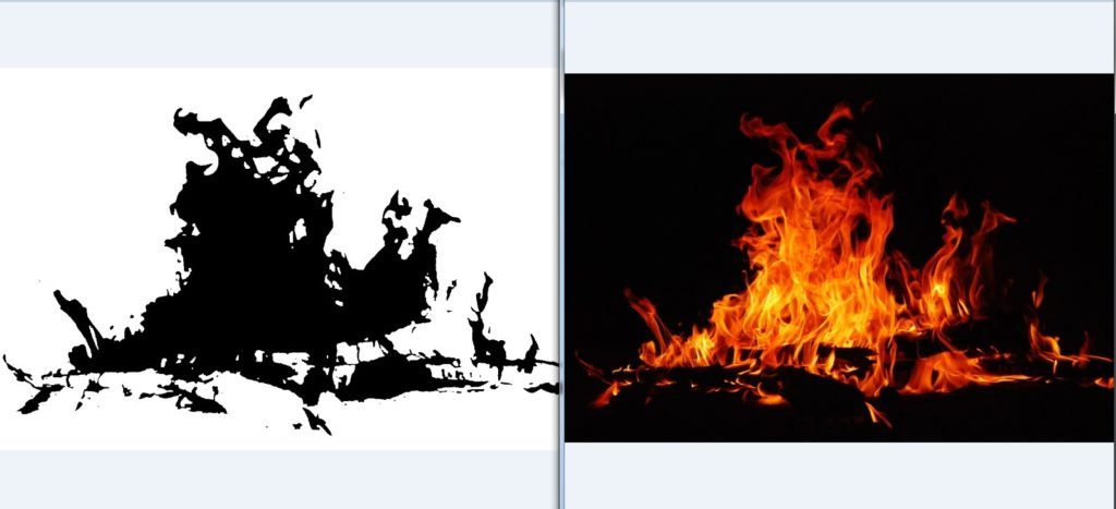 How to make a fire in the fireplace 09 1024x467 - blog - vray tutorial, vray fire, sketchup vray tutorial