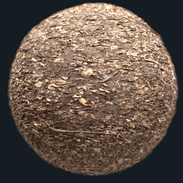 seamless forest ground texture