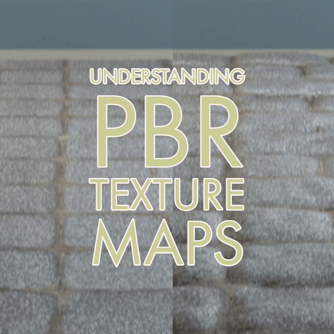 pbr texture maps for renders