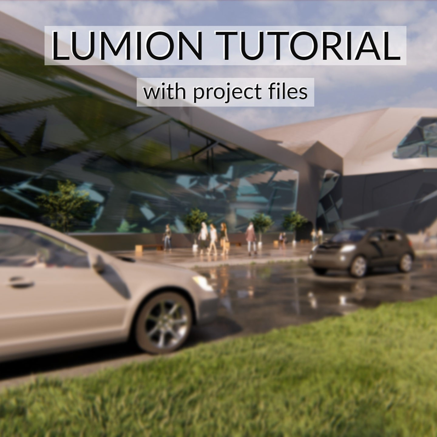 Lumion Exterior Tutorial 6 lumion|lumion files|lumion scenes|lumion tutorial