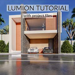 Lumion Exterior Tutorial 12 lumion,lumion 10,lumion exterior tutorial,lumion tutorial