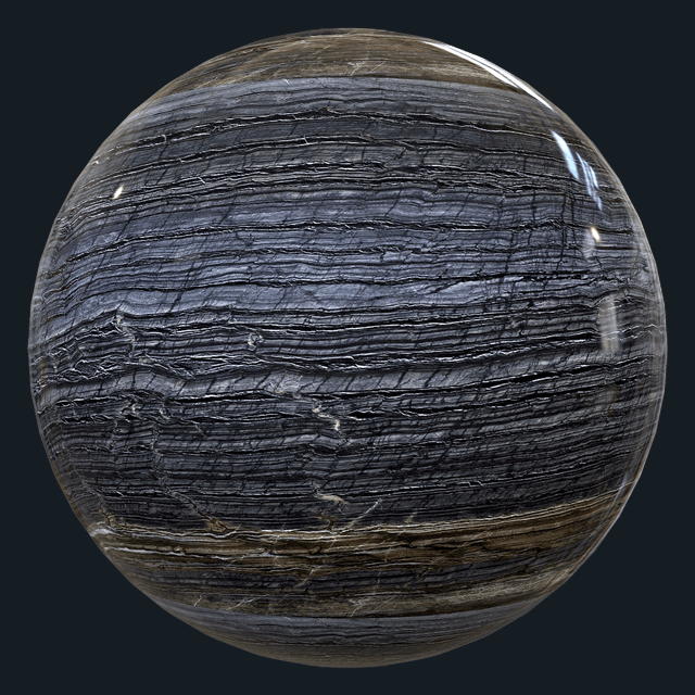 BLACKWOOD AZEROCARE - POLISHED - MARBLE