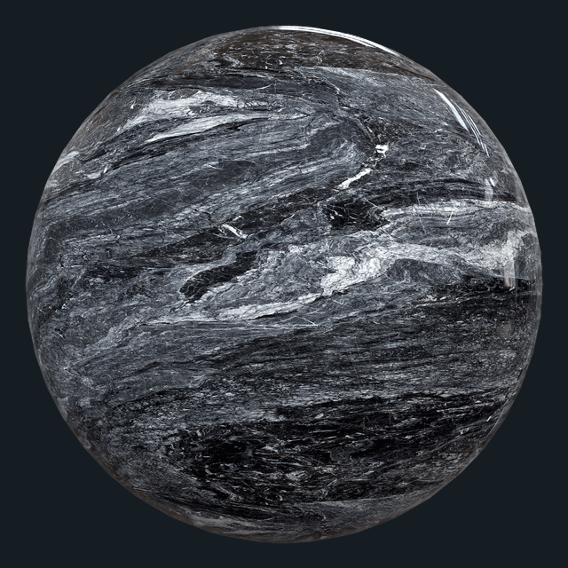 Textures - CORINTH BLACK_POLISHED_MARBLE