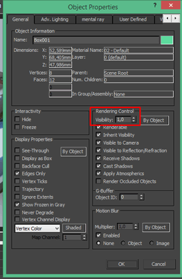 How to take transparent Render without touching material 3 - blog - transparent render, render, 3dsmax