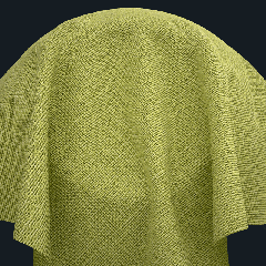 Light Green Fabric 52