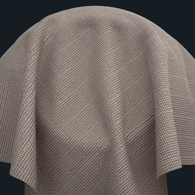 brown patterned fabric texture